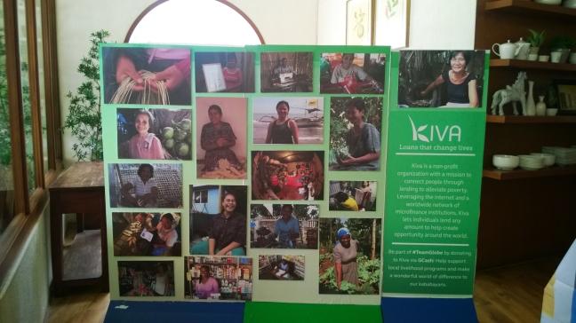 Globe Kiva Help