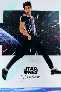 Starwars Folded and hung Fashion 12