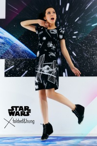 Starwars Folded and hung Fashion 14