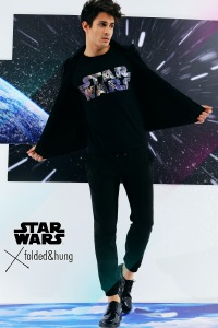 Starwars Folded and hung Fashion 15