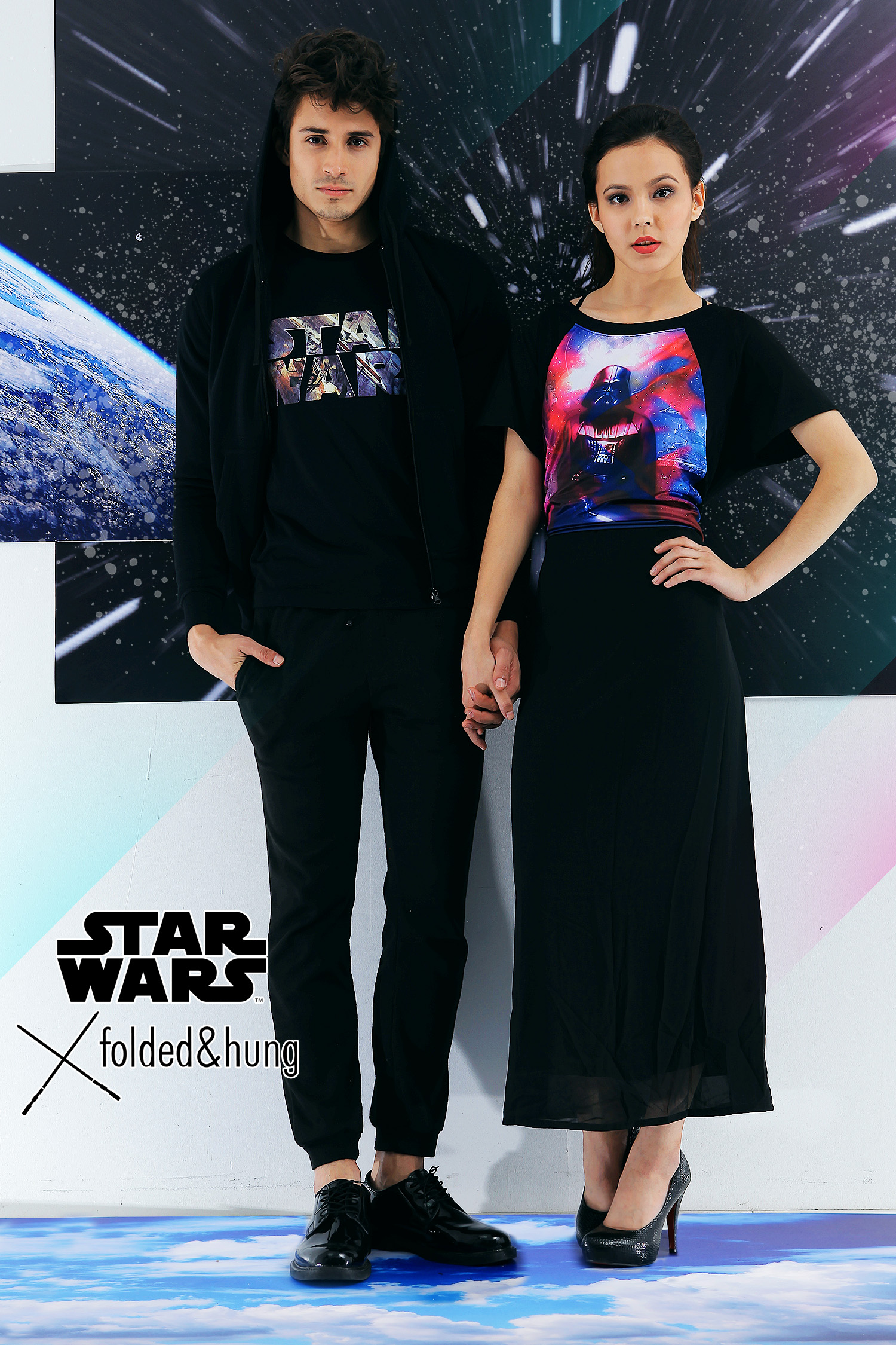 Starwars Folded and hung Fashion 16