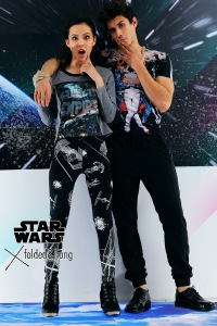 Starwars Folded and hung Fashion