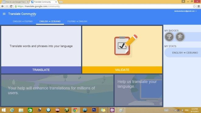 Google Love Language Campaign Translate Translation Pinoy Filipino Philippines Duane Bacon Define
