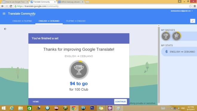 Google Love Language Campaign Translate Translation Pinoy Filipino Philippines Duane Bacon Improving