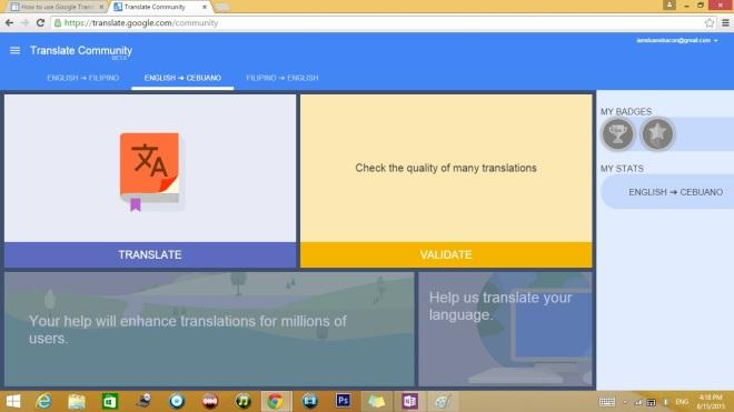 Google Love Language Campaign Translate Translation Pinoy Filipino Philippines Duane Bacon Validate