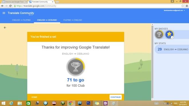 Google Love Language Campaign Translate Translation Pinoy Filipino Philippines Duane Bacon Validation Badge